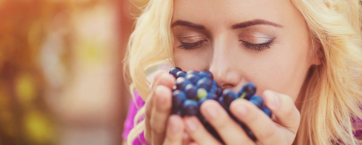 Ciemne winogrona bezcenne dla serca – Z. T. Nowak