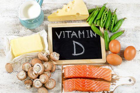 Właściwości witaminy D