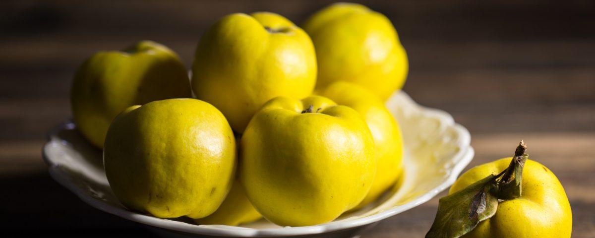 Pigwa – właściwości lecznicze iodżywcze