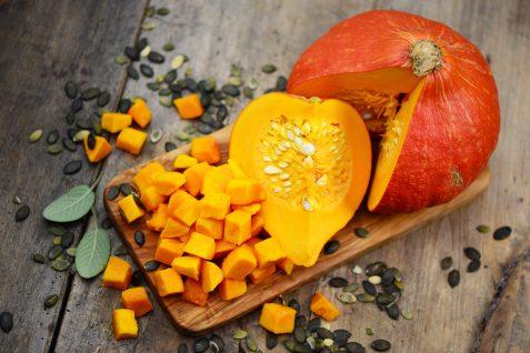 Dynia – właściwości lecznicze iodżywcze