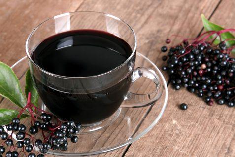 Czarny bez – właściwości lecznicze izastosowanie