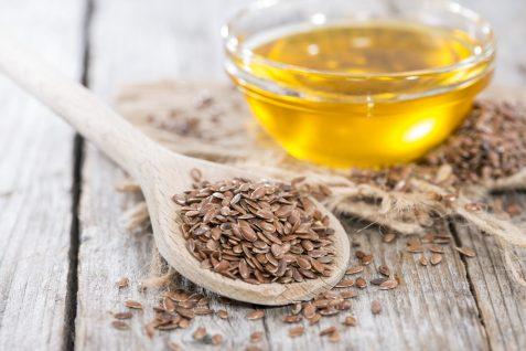 Olej lniany – zdrowotne ilecznicze właściwości lnu