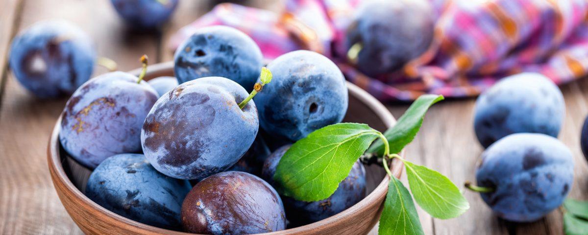 Śliwki – właściwości lecznicze iwartość odżywcza